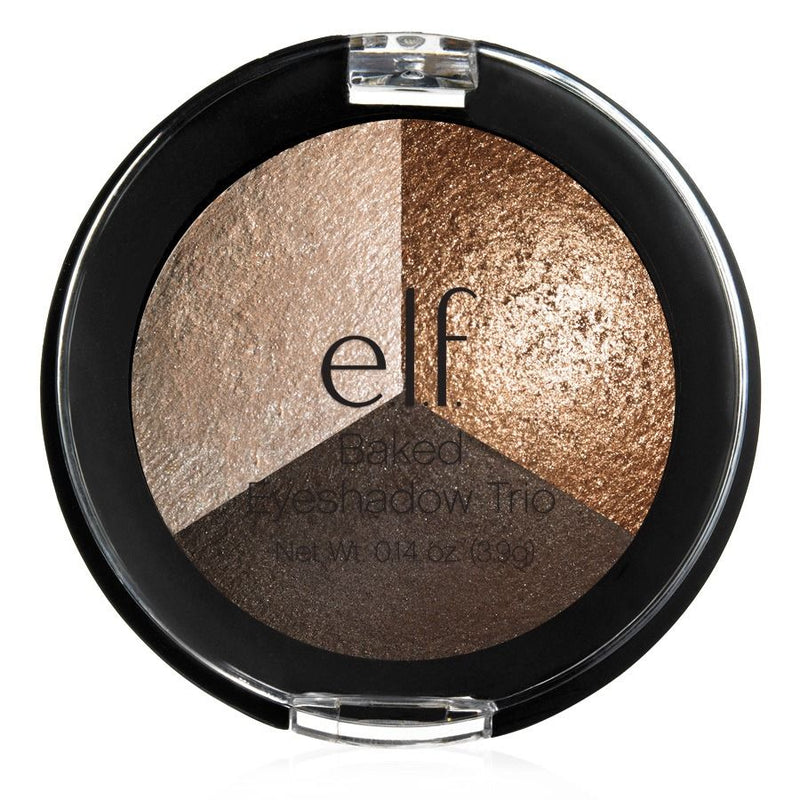 Baked Eyeshadow Trio (Brown Bonanza)