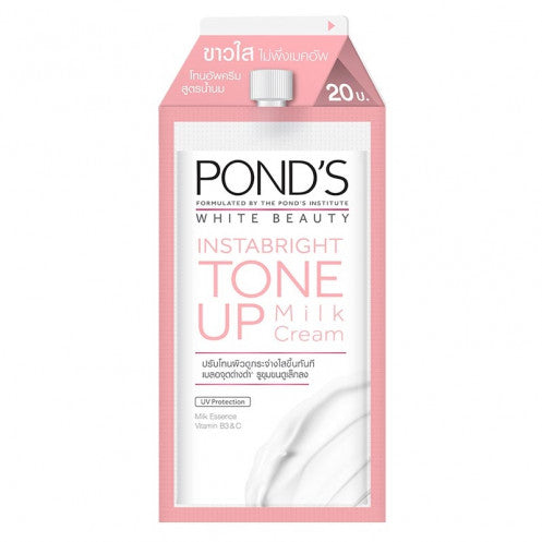 White Beauty Instabright Tone Up Milk Cream
