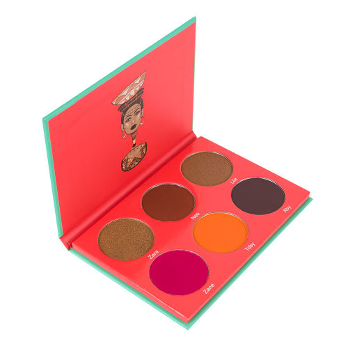 The Saharan Blush Palette Volume I