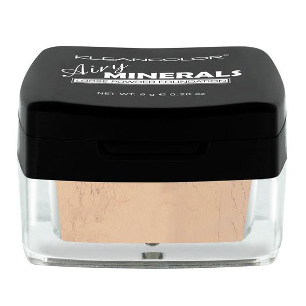Airy Minerals Loose Powder Foundation