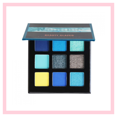 9 Shade Eyeshadow Palette
