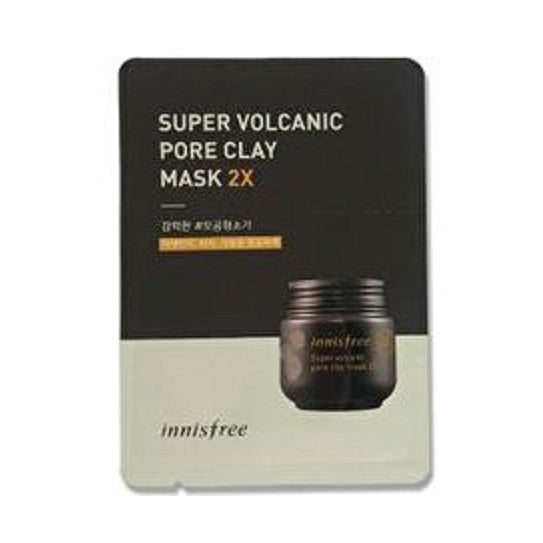 Super Volcanic Pore Clay Mask - Sampler
