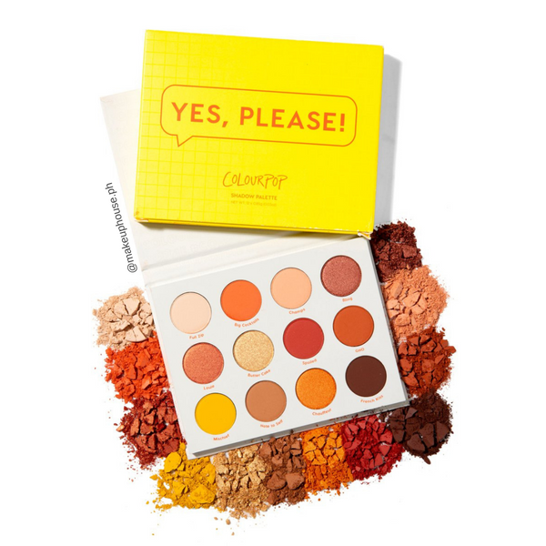 Yes, Please! Shadow Palette