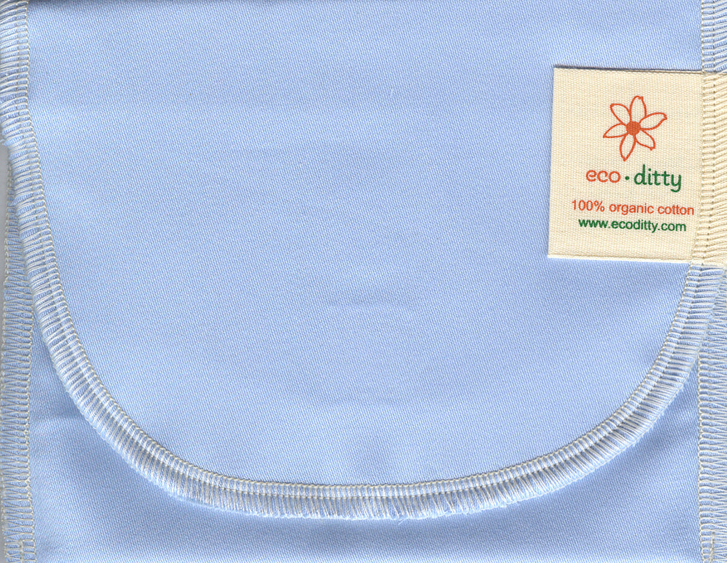 Reusable Sandwich Bag: Powder Blue
