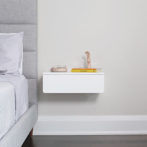 Modern Wall Mounted Nightstand