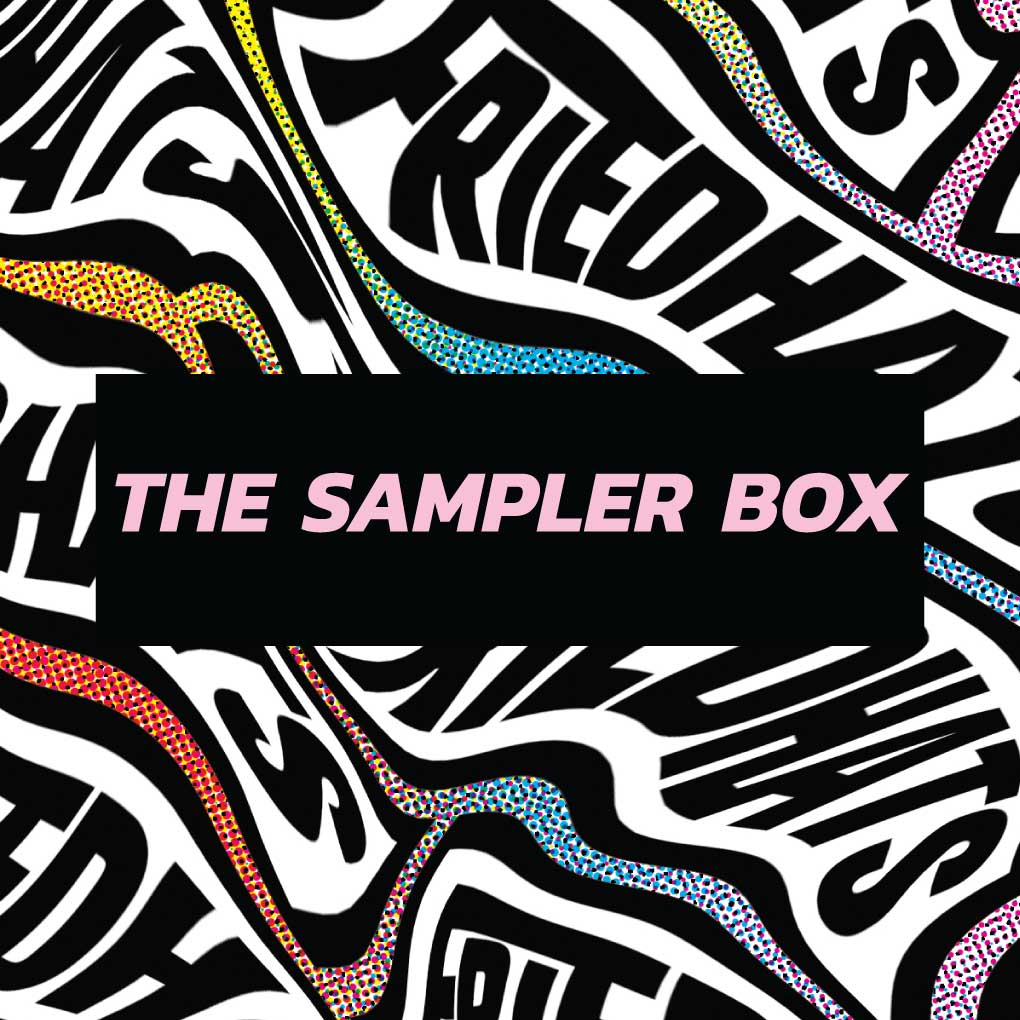 The Friedhats Sampler Box