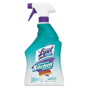 LYSOL DISINFECTANT KITCHEN CLEANER, 32 OZ, 12 CASE