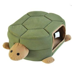 Giant Turtle Cat Bed
