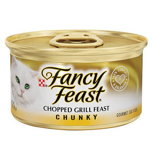 Fancy Feast® Chunky Adult Cat Food