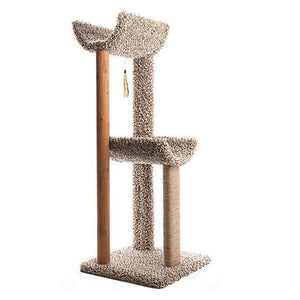 Whisker City® Cozy Inn Cat Tree