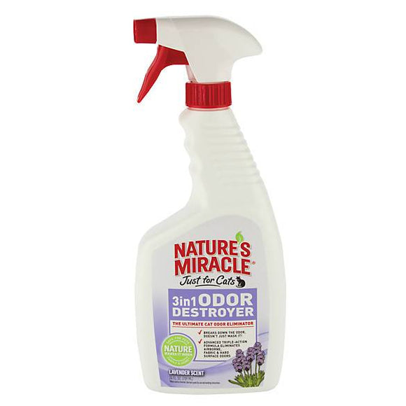 Nature's Miracle® 3-in-1 Cat Odor Destroyer