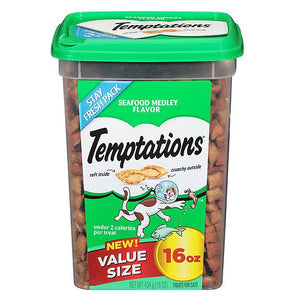 Temptations™ Cat Treat - Seafood Medley