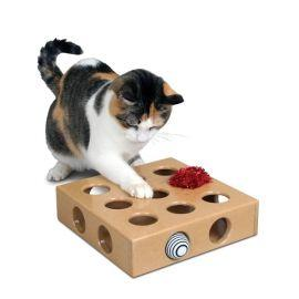 Smart Cat Peek and Play Toy Box