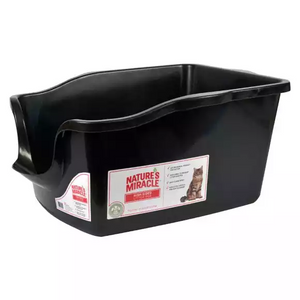 Nature's Miracle® High Sided Cat Litter Box