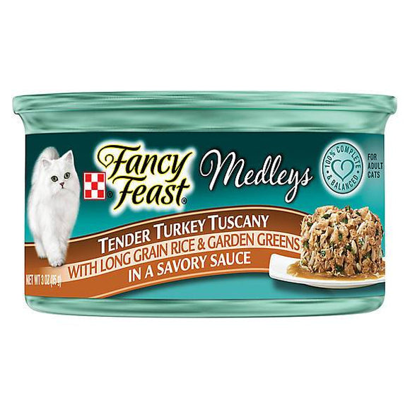Fancy Feast® Medleys Tuscan-Inspired Adult Cat Food