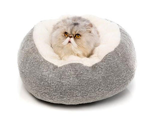 ALL FOR PAWS CAT BED CATZILLA MELLOW GREY