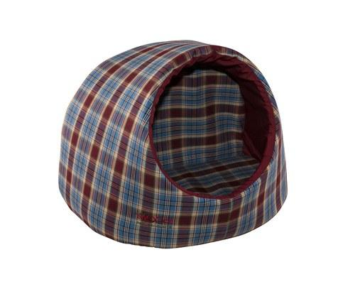 SNOOZA IGLOO TARTAN RED LARGE