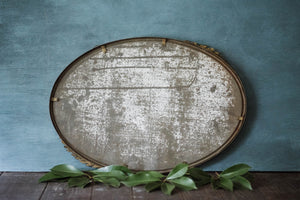 Victorian Metal Picture Frame - Old Grace Gathering Co.