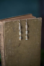 Load image into Gallery viewer, Aqua Terra Jasper + Sterling Silver Earrings - Old Grace Gathering Co.