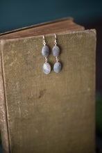 Load image into Gallery viewer, Double Labradorite Earrings - Old Grace Gathering Co.