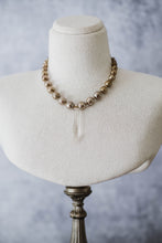 Load image into Gallery viewer, Chandelier Point Necklace - Old Grace Gathering Co.