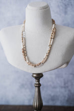 Load image into Gallery viewer, Extra Long Gemstone Wrap Necklace - Old Grace Gathering Co.