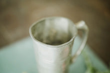 Load image into Gallery viewer, Solid Pewter Antique Chalice
