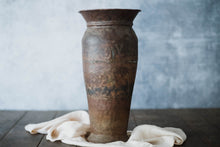 Load image into Gallery viewer, Large Antique Copper Vessel