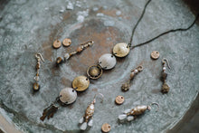 Load image into Gallery viewer, Vintage Coin Drop Necklace