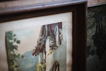 Load image into Gallery viewer, Antique Italian Sailboat Watercolor Print