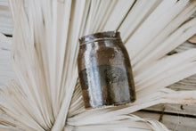 Load image into Gallery viewer, Brown Glazed Handmade Jar
