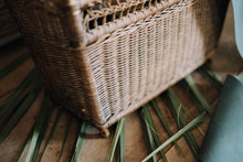 Load image into Gallery viewer, Antique French Gathering Basket