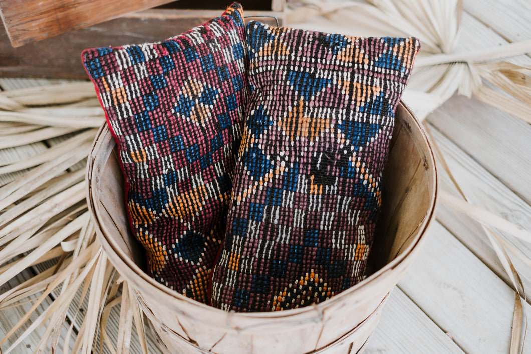 Vintage Kilim Pillow Set