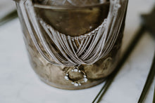 Load image into Gallery viewer, Vintage Layered Sterling + Antique Brooch Necklace
