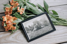 Load image into Gallery viewer, Antique Railroad Framed Photograph