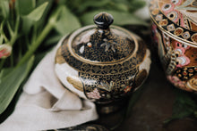 Load image into Gallery viewer, Set of 3 Vintage Asian Canisters