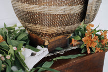 Load image into Gallery viewer, Extra Large Antique Southeast Asian Basket