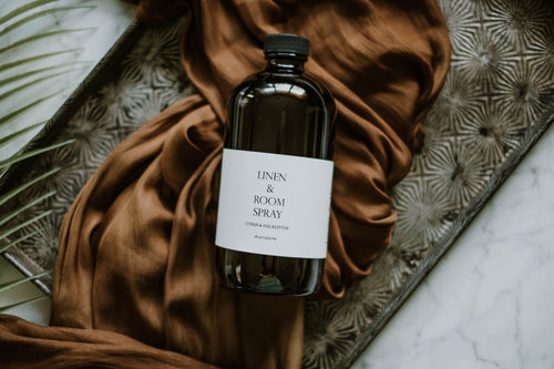 Linen + Room Spray - Citrus + Eucalyptus