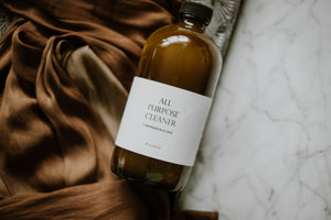 All Purpose Cleaner - Lemongrass + Sage