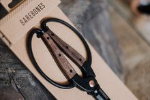 Load image into Gallery viewer, Walnut + Stainless Garden Shears