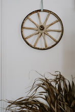 Load image into Gallery viewer, Antique Wagon Wheel