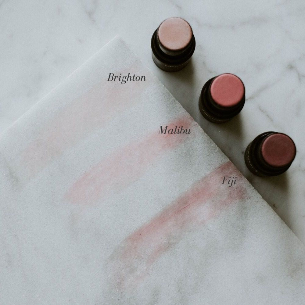 Organic Triple Makeup Stick - Malibu