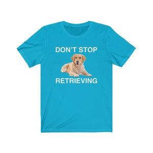 Don't Stop Retrieving