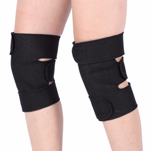 Self Heating Tourmaline Knee Relaxers Knees on Angle