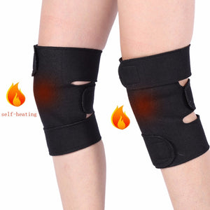 Self Heating Tourmaline Knee Relaxers
