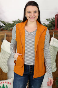 Ivory Button Pocket Cardigan *NEW Style*