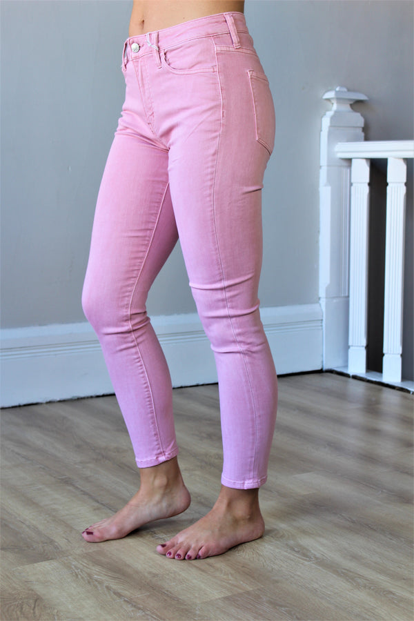 Spring Pink Dream Skinny
