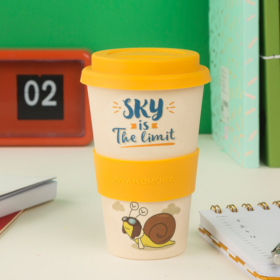 Vaso de Bambú – Sky is the limit - MAKUMURA