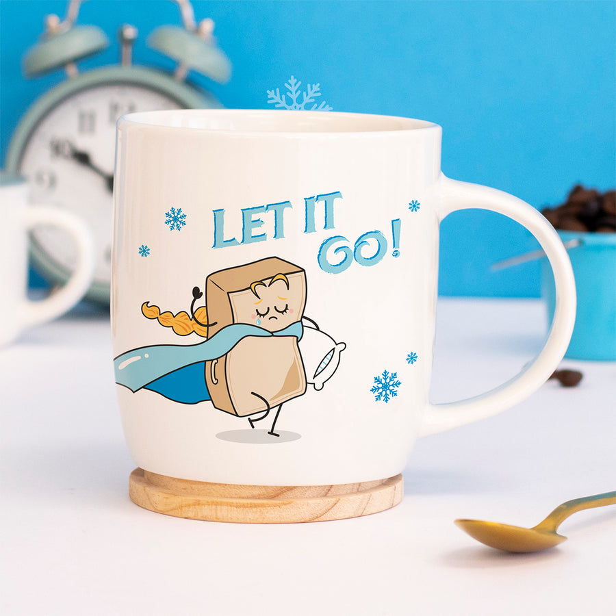 Let it go! - MAKUMURA