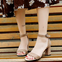 Load image into Gallery viewer, Summer Shoes ( Sandals ) for Women with High Heels